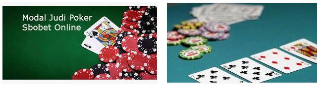 Besaran modal untuk judi poker sbobet