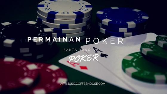 Poker bisa dimainkan di situs sbobet