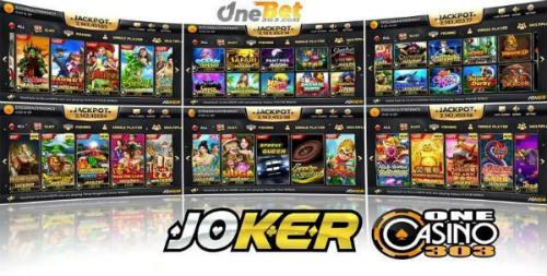 Joker123 sbobet punya banyak permainan menarik