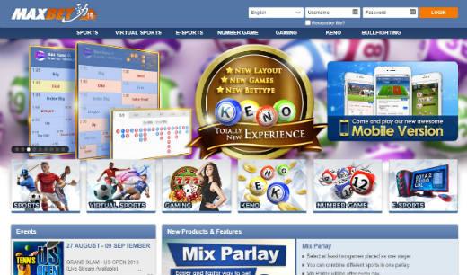 Situs maxbet untuk bermain sbobet
